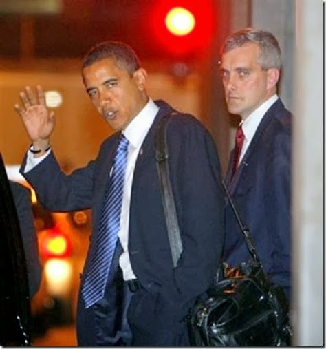 BHO & Chief of Staff Denis McDonough 2008