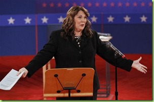 candy crowley debate