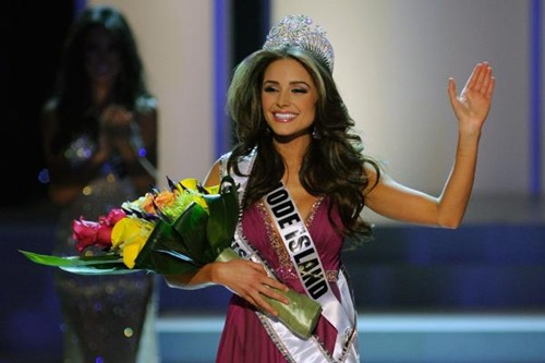 Olivia Culpo, Miss Rhode Island Wins Miss USA 2012