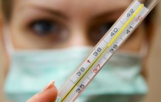 Температура - средняя по больнице