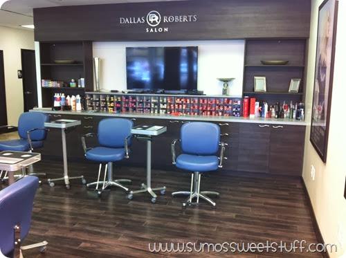 Review of Dallas Roberts Salon in West Jordan UT at www.sumossweetstuff.com