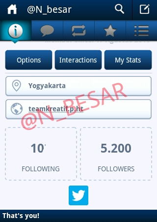 follower twitter work 2013 follower twitter gratis tambah follower