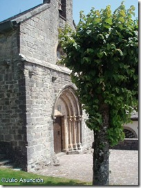 Iglesia de Santiago -