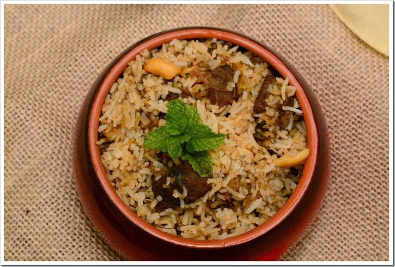 Beef Biriyani 4