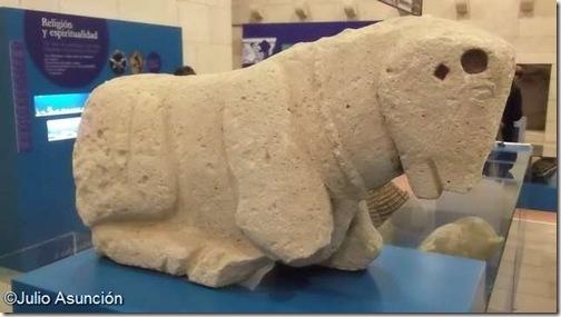 Toro ibérico - MUSA - Museo de Alicante