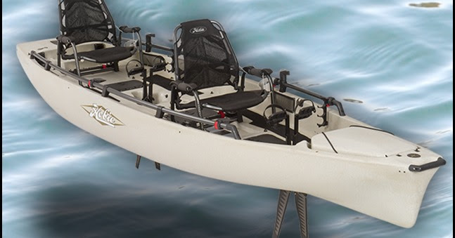 Saltwater kayak fisherman check out the new hobie pro for Two seater fishing kayak