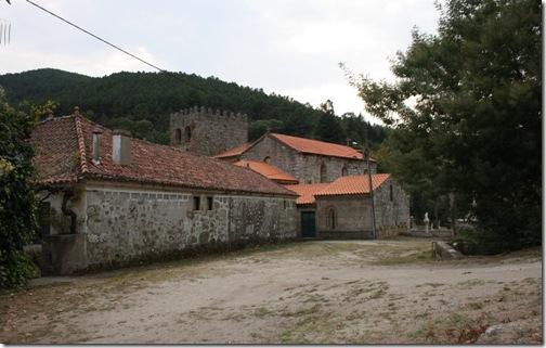 Mosteiro de Santa Maria de Cárquere - Resende