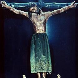 97bis - Crucificado gotico