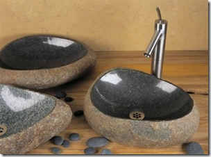 Awesome-Bathroom-Remodel-Ideas-with-Natural-stone-vessel-sinks