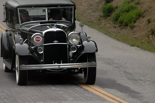 1932 Lincoln KB Judkins