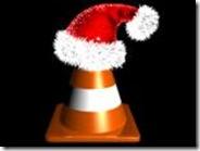 Come rimuovere il capello di Babbo Natale dall'icona di VLC