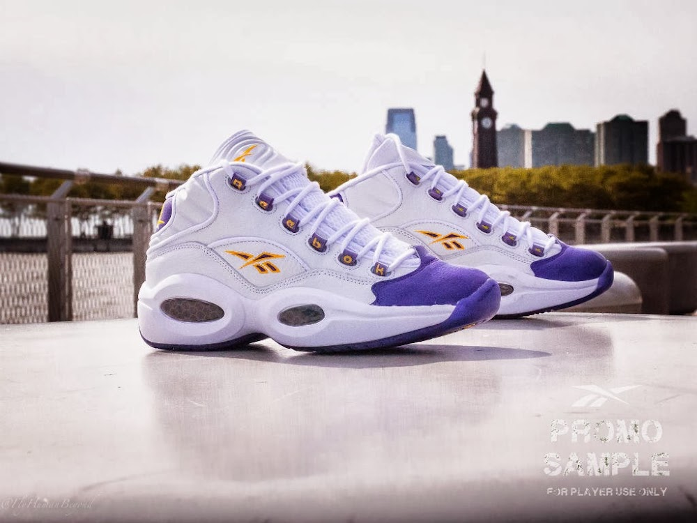 Reebok Question Packer Shoes For Sale