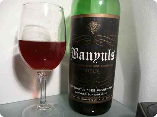 vino Banyuls