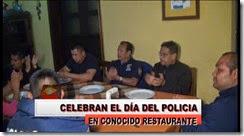 IMAG. CELEBRAN EL DPIA DEL POLICIA EN CONOCIDO RESTAURANTE.mp4_000012111