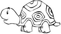 tortugas para colorear (2)
