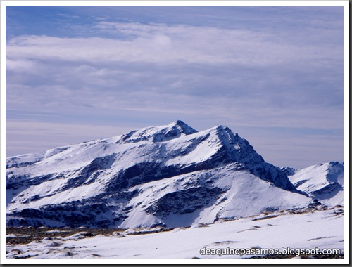 Picon de Jerez 3090m, Puntal de Juntillas y Cerro Pelao 3181m (Sierra Nevada) (Isra) 2766