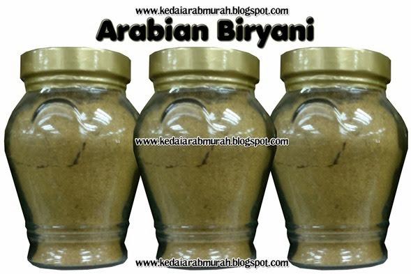 Arabian Biryani