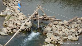Stromgewinnung durch Wasserenergie