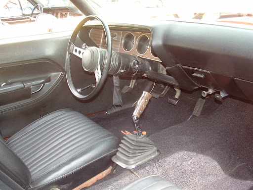 1972 Plymouth Barracuda -