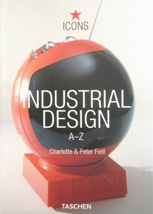 Industrial Design A-Z Icons