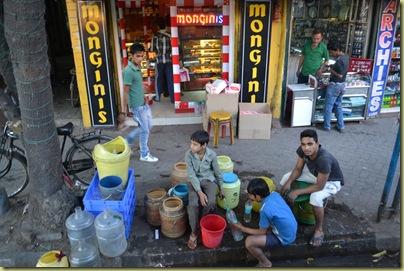 Street Water