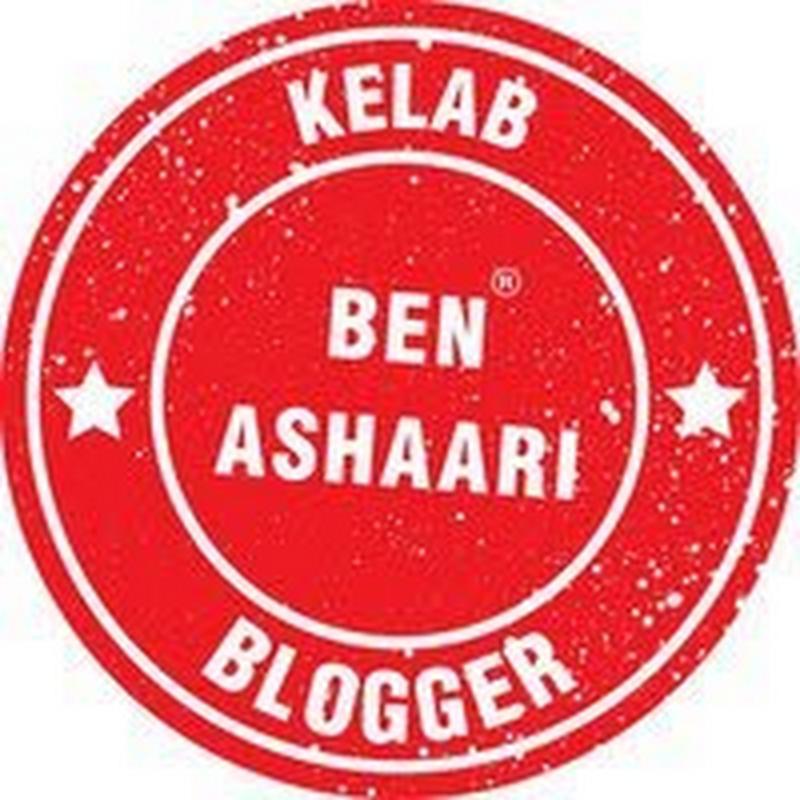 Logo baru KELAB BLOGGER BEN ASHAARI ..