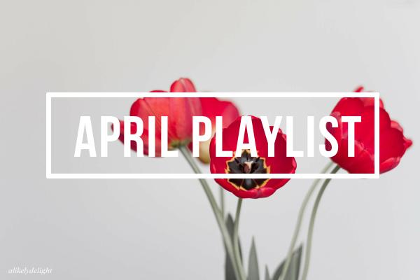 aprilplaylist