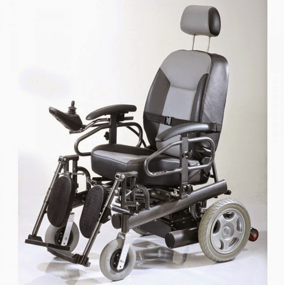 wheelchair motorizada