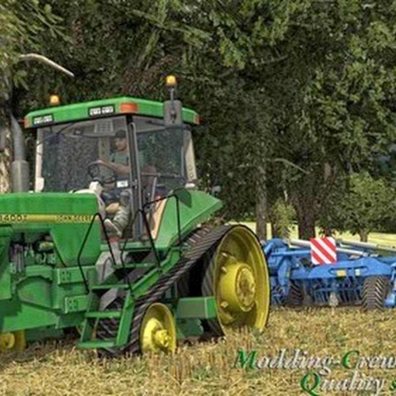 Farming simulator 2013 - John deere 8400T v 1.0 (Cingolato)
