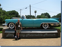 8296 Graceland, Memphis, Tennessee - Elvis Presley's Automobile Museum