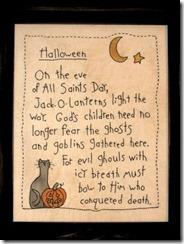 halloween christian