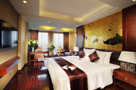 Cazare Vietnam: Hotel Golden Silk Hanoi - Luxury Suite