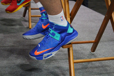 nike zoom soldier 6 pe allstar area72 1 01 Nikola Vucevic Wears Soldier 6 Allstar PE in Rising Stars Challenge