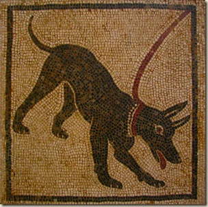 perro roma ateismo