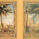 Gobelin 9144 i 9145, La recolte des Ananas, 220x75cm