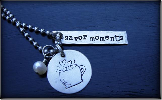 savor moments