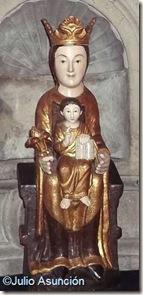 Virgen de la Asunción - Urroz-Villa