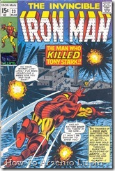 P00107 - El Invencible Iron Man #23
