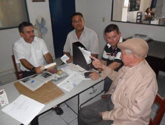 Antonio Pereira no jornal Folha do marnhão do Sul