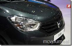 Dacia Lodgy Autosalon Geneve 2012 06