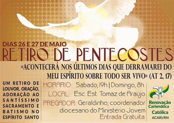 Retiro de Pentecostes