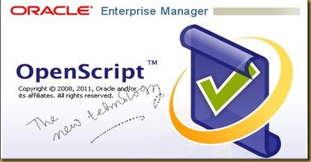 Open script