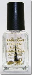 Barry M Nail Paint All in One