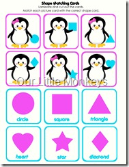 shape matching cards-001