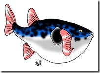 peces clipart blogcolorear (30)