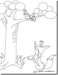 03. Το κοράκι και η αλεπού