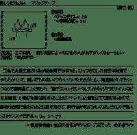 レシピNo.794 マジックテープ バリバリ・・・