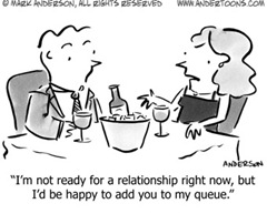 relationship queue