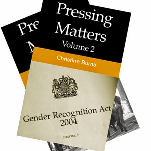 Pressing Matters Book Covers