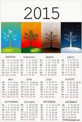 топ календарь 2015